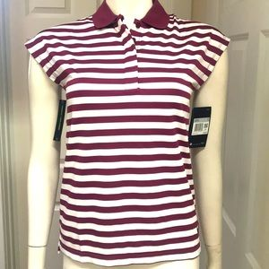Nike Golf/Tennis/Pickleball Cap-sleeve Polo XS NWT